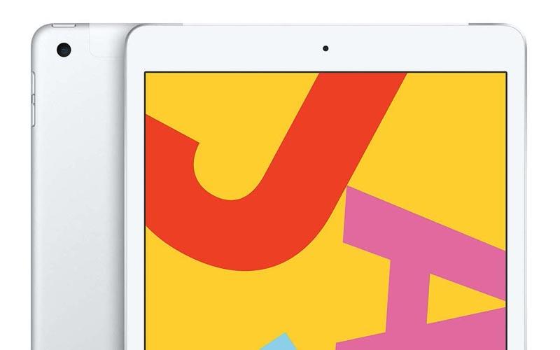 L'iPad 7 cellulaire de 128 Go à 489,95 € (-22%)