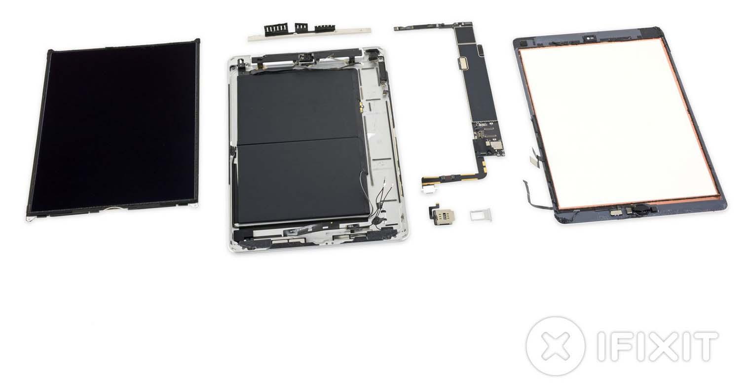 iPad 7 iFixit