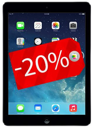 iPad PriceMinister
