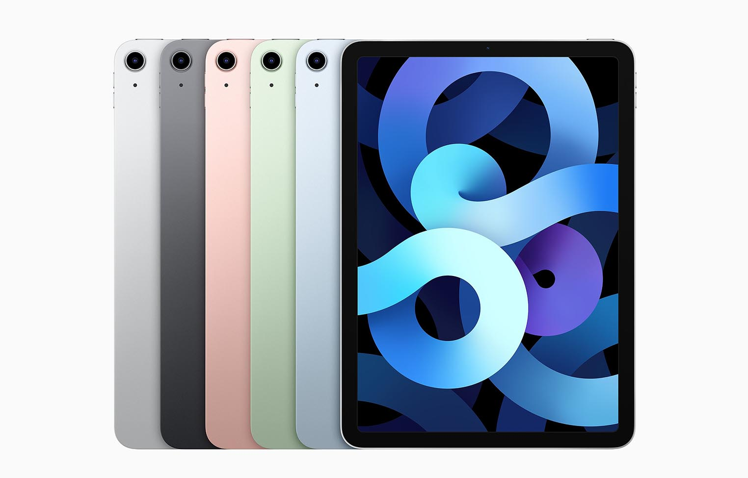 iPad Air 4 couleurs