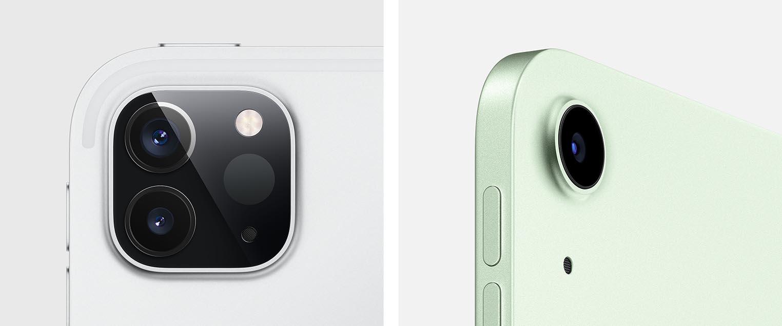 Caméras iPad Pro 11 pouces iPad Air 4