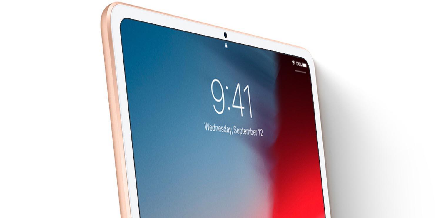 iPad Air 4 concept