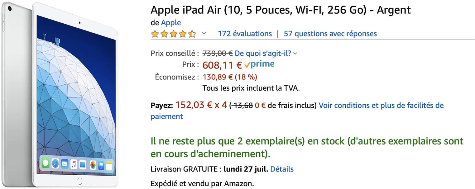 iPad Air Amazon