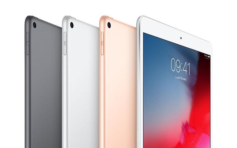 Des remises sur l'iPad mini 5 et l'iPad Air 3