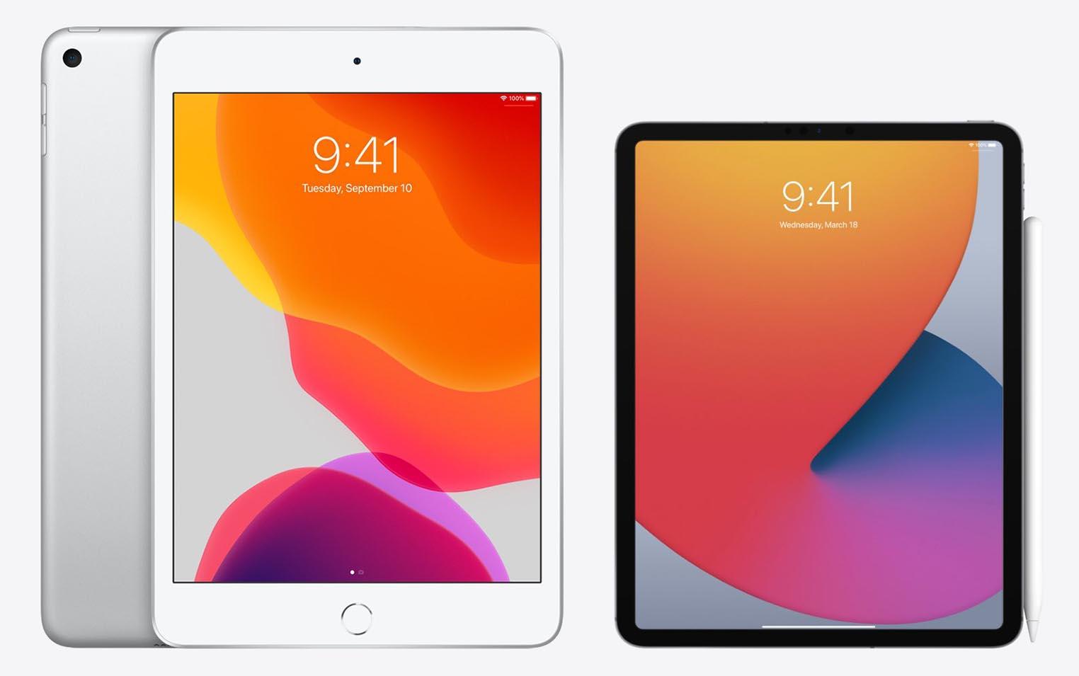 iPad mini 2021 concept