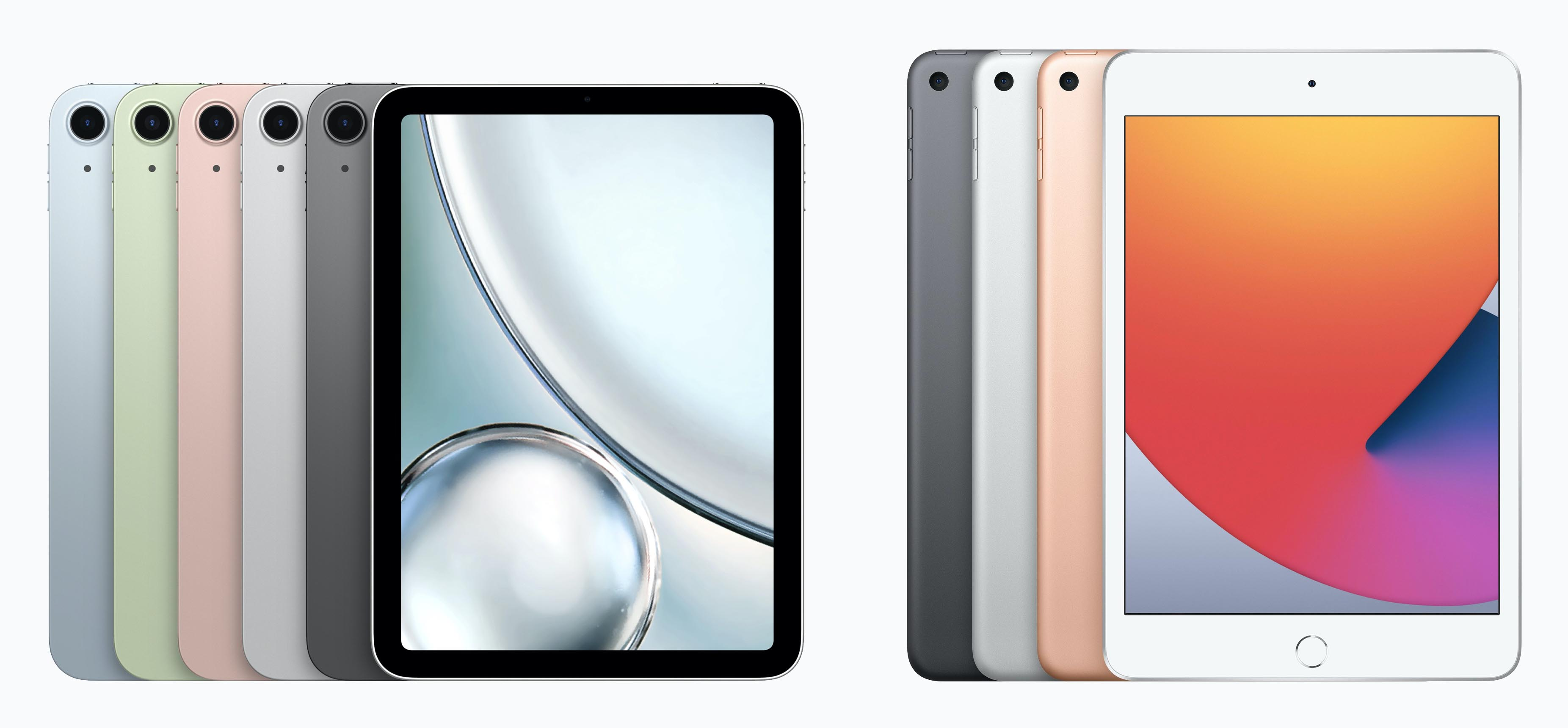 Concept iPad mini 6
