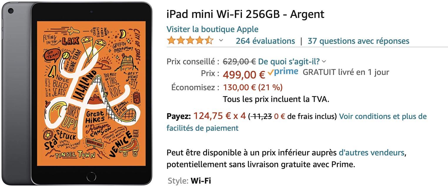 iPad mini promo Amazon