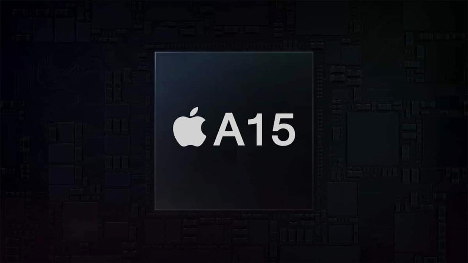 Puce Apple A15