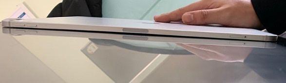iPad Pro 2018 bendgate