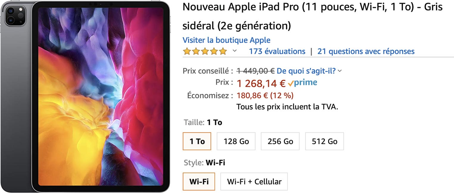iPad Pro Amazon