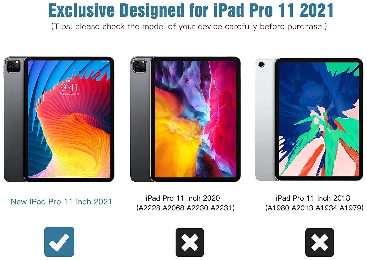Compatibilité coque iPad Pro 2021