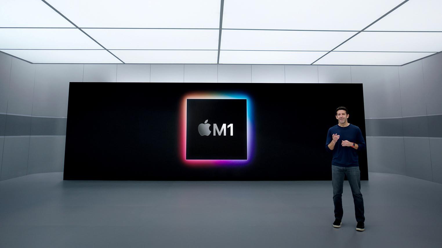 Apple M1 John Ternus