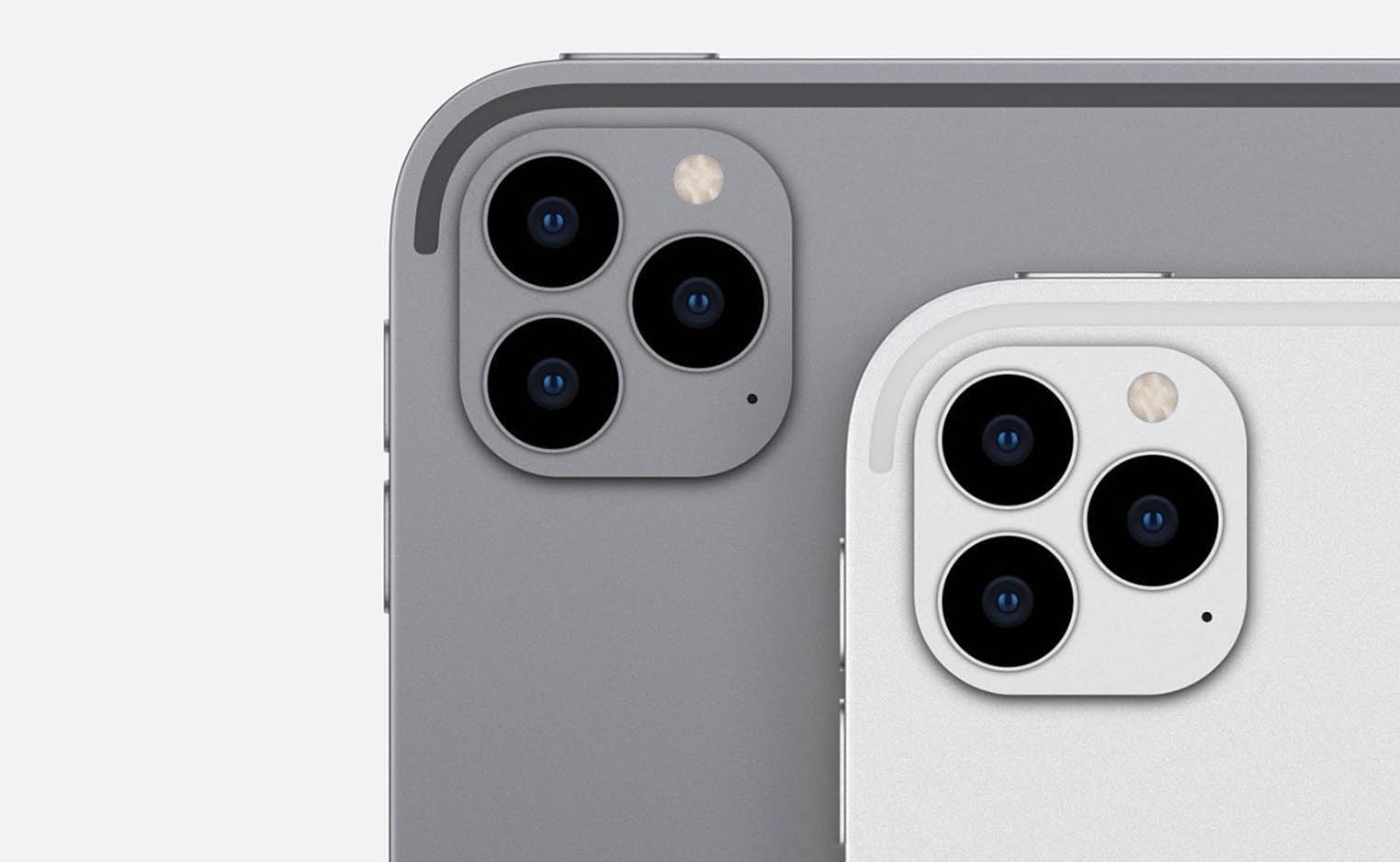 iPad Pro 2020 caméras