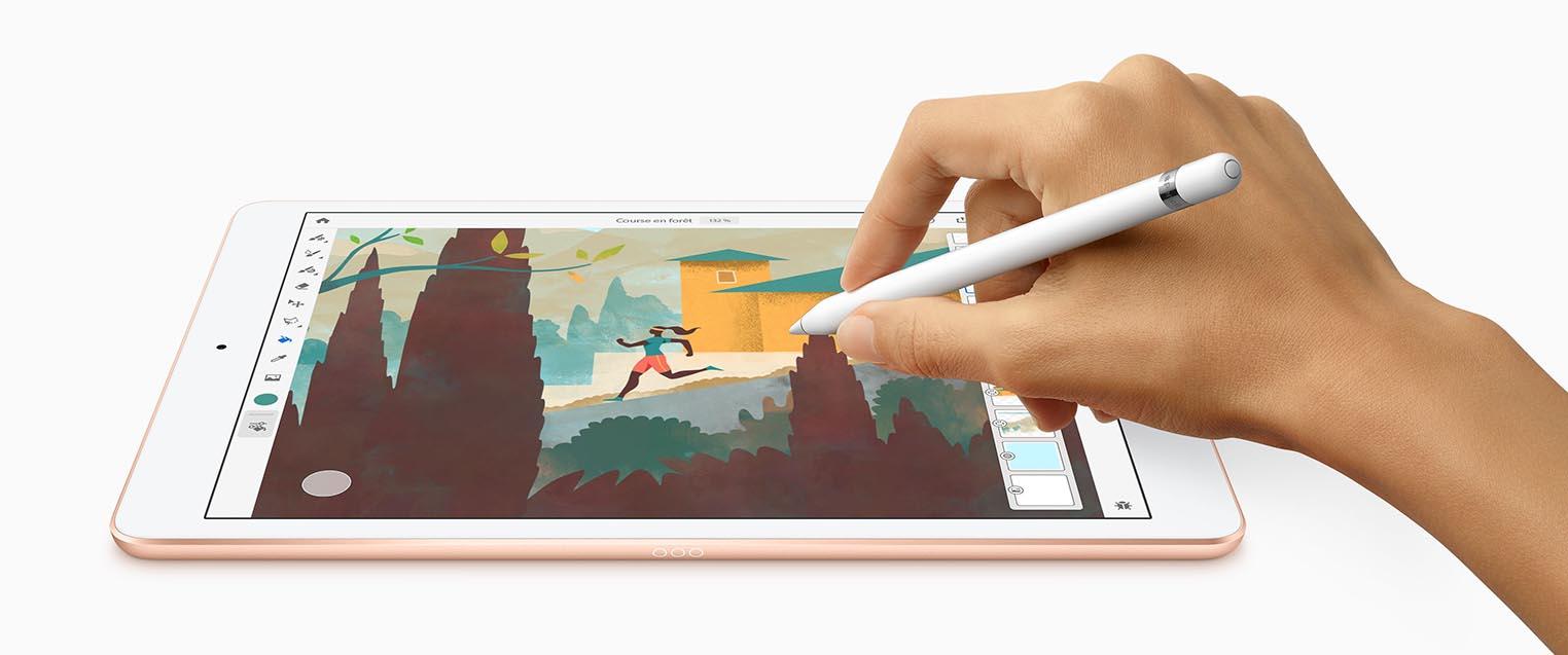 iPad 10,2 pouces