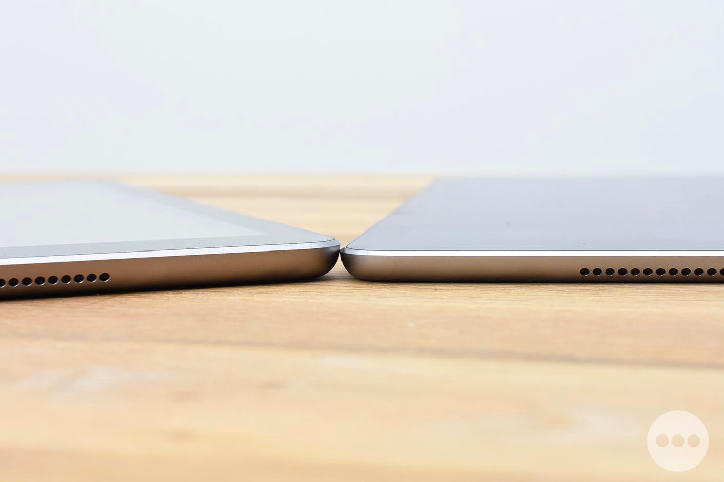 iPad 5 épaisseur