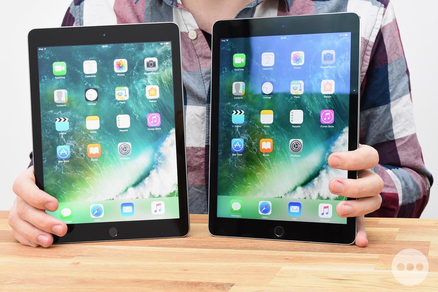 iPad 5 test