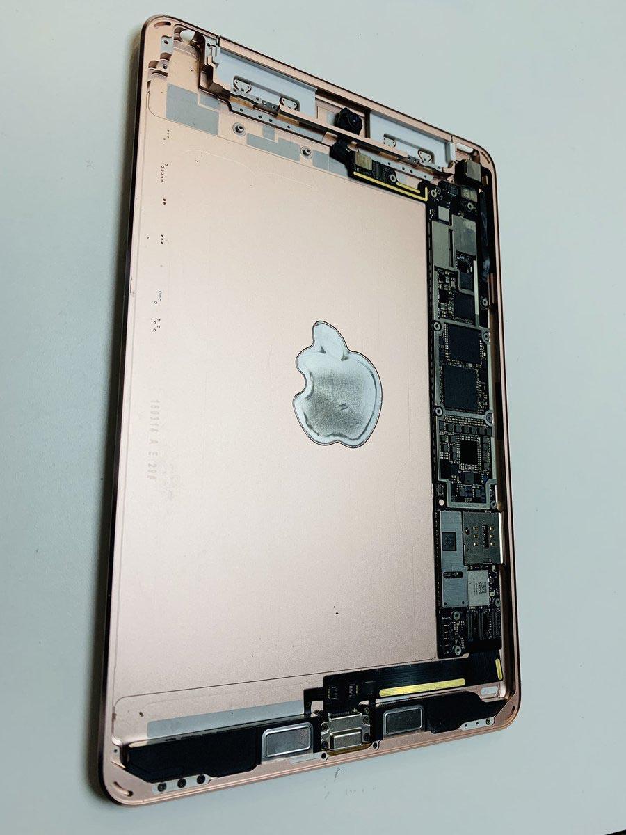 iPad mini 5 fuite