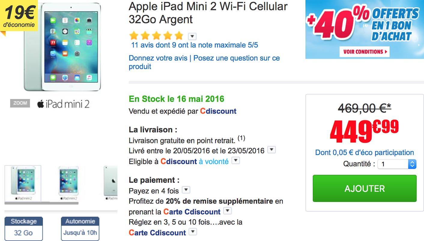 Ipad mini discount coupon