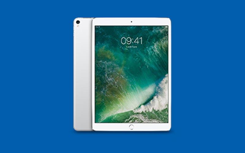 Des promos sur les iPad Pro 10,5'' chez Darty