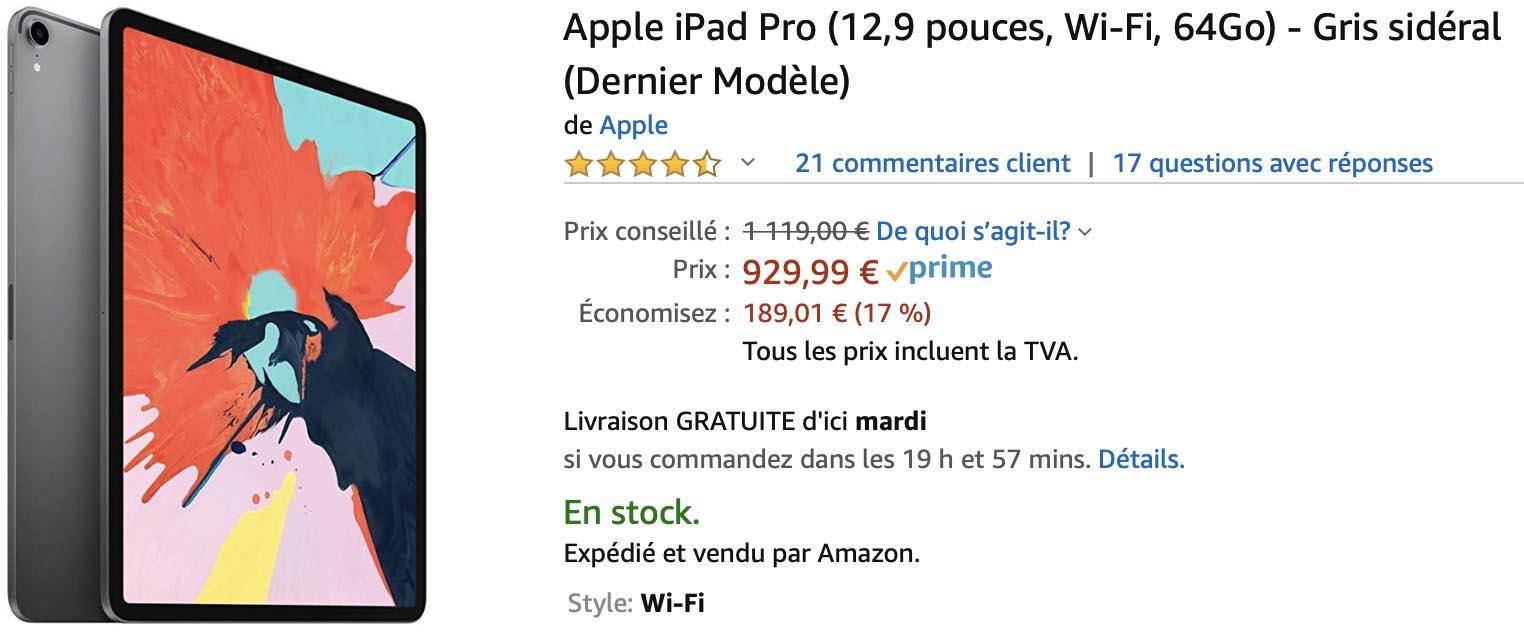 iPad Pro 12 Amazon