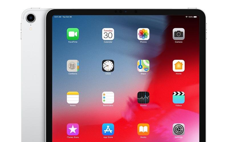 Les premiers iPad Pro 12,9'' de 2018 sur le Refurb Store