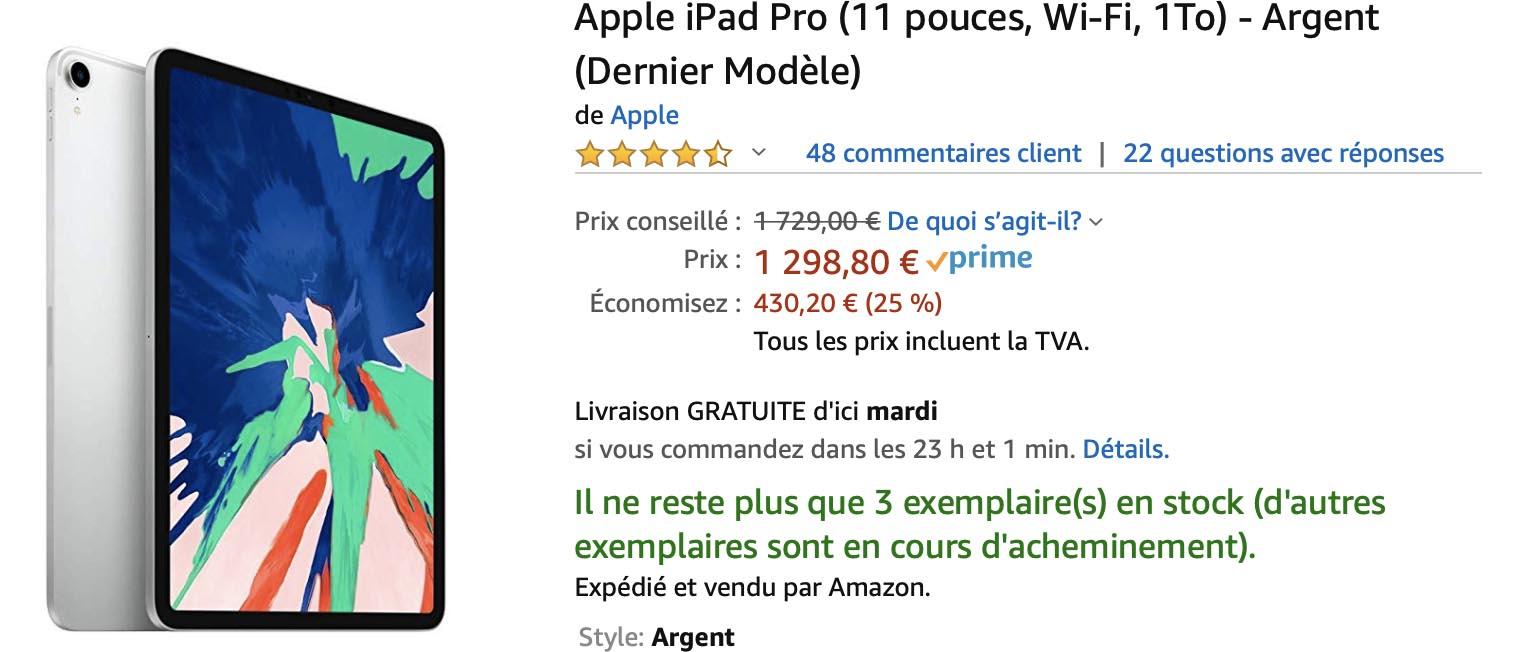 iPad Pro 11 Amazon