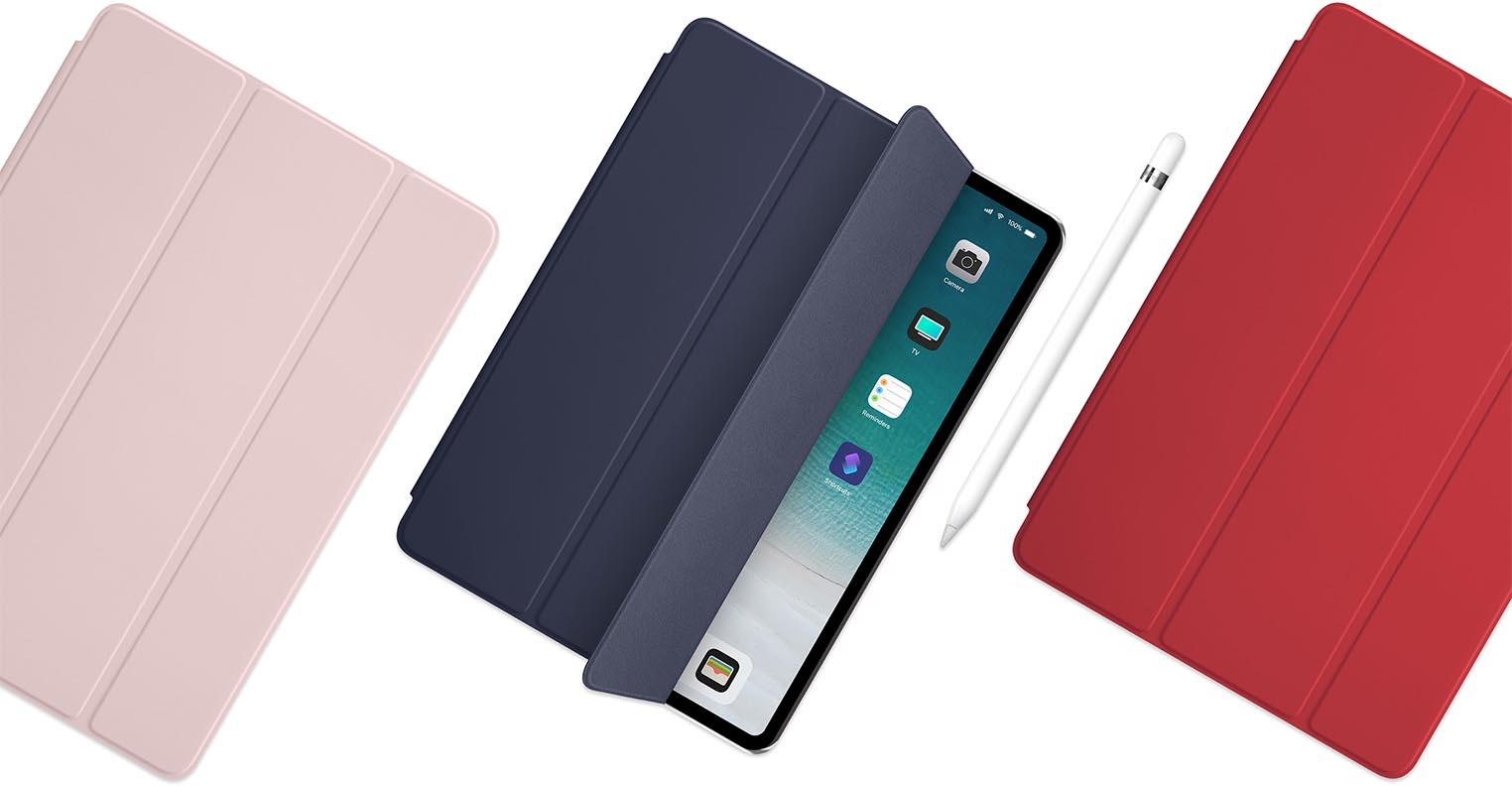 iPad Pro 2018 rendu
