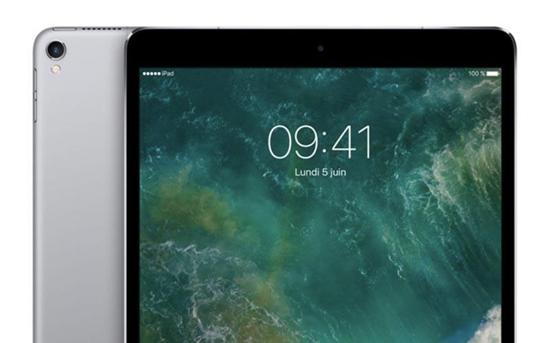 Un iPad Pro 10,5'' cellulaire avec 256 Go à 650 €