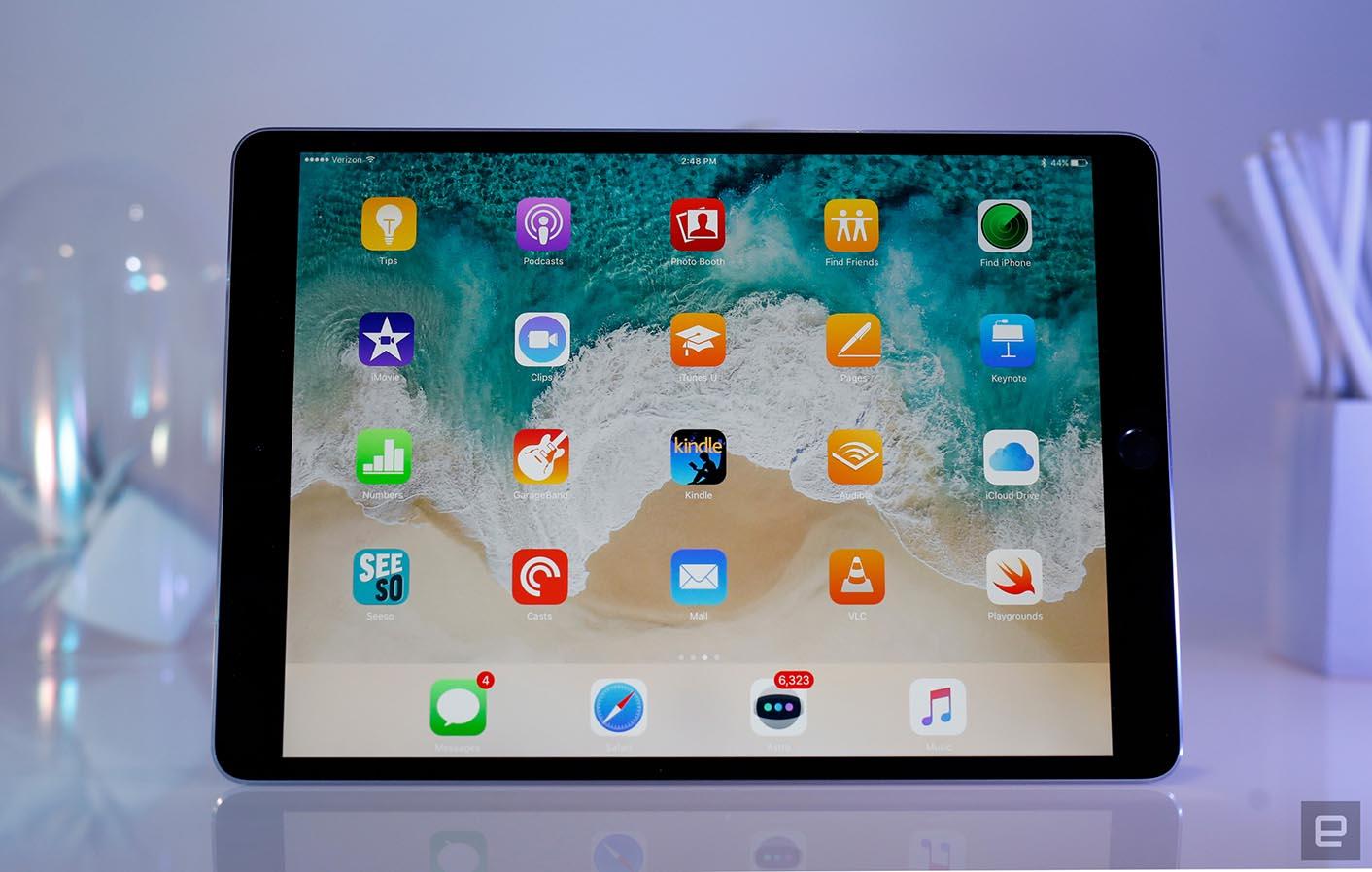 iPad Pro 10,5 test