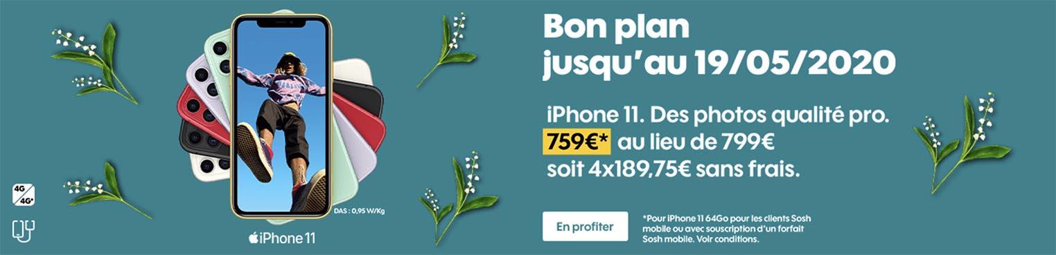 iPhone 11 promo Orange