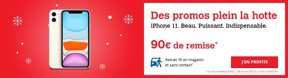 iPhone 11 Darty