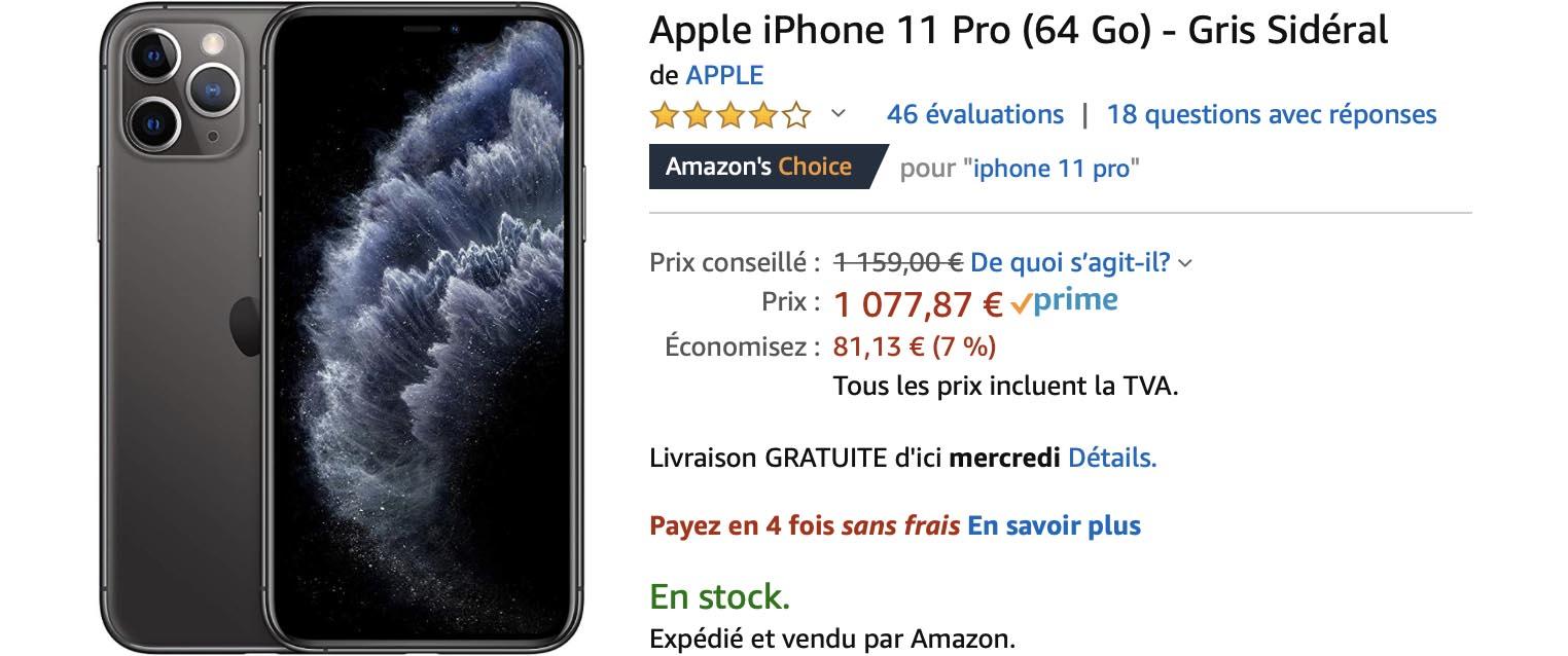 iPhone 11 Pro Amazon