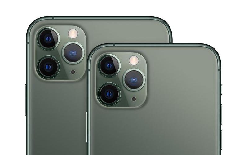 Jusqu'à -13% sur les iPhone 11 Pro et 11 Pro Max