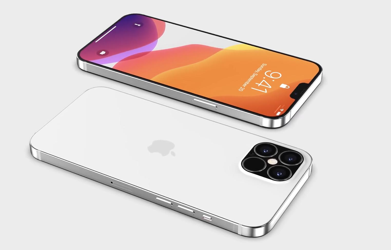 iPhone 12 Pro concept
