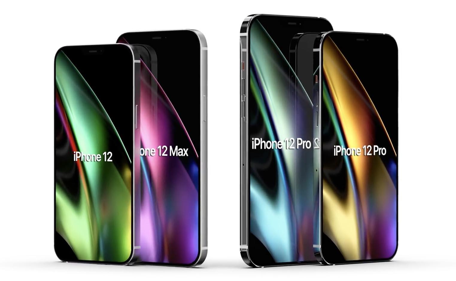 iPhone 12 concept