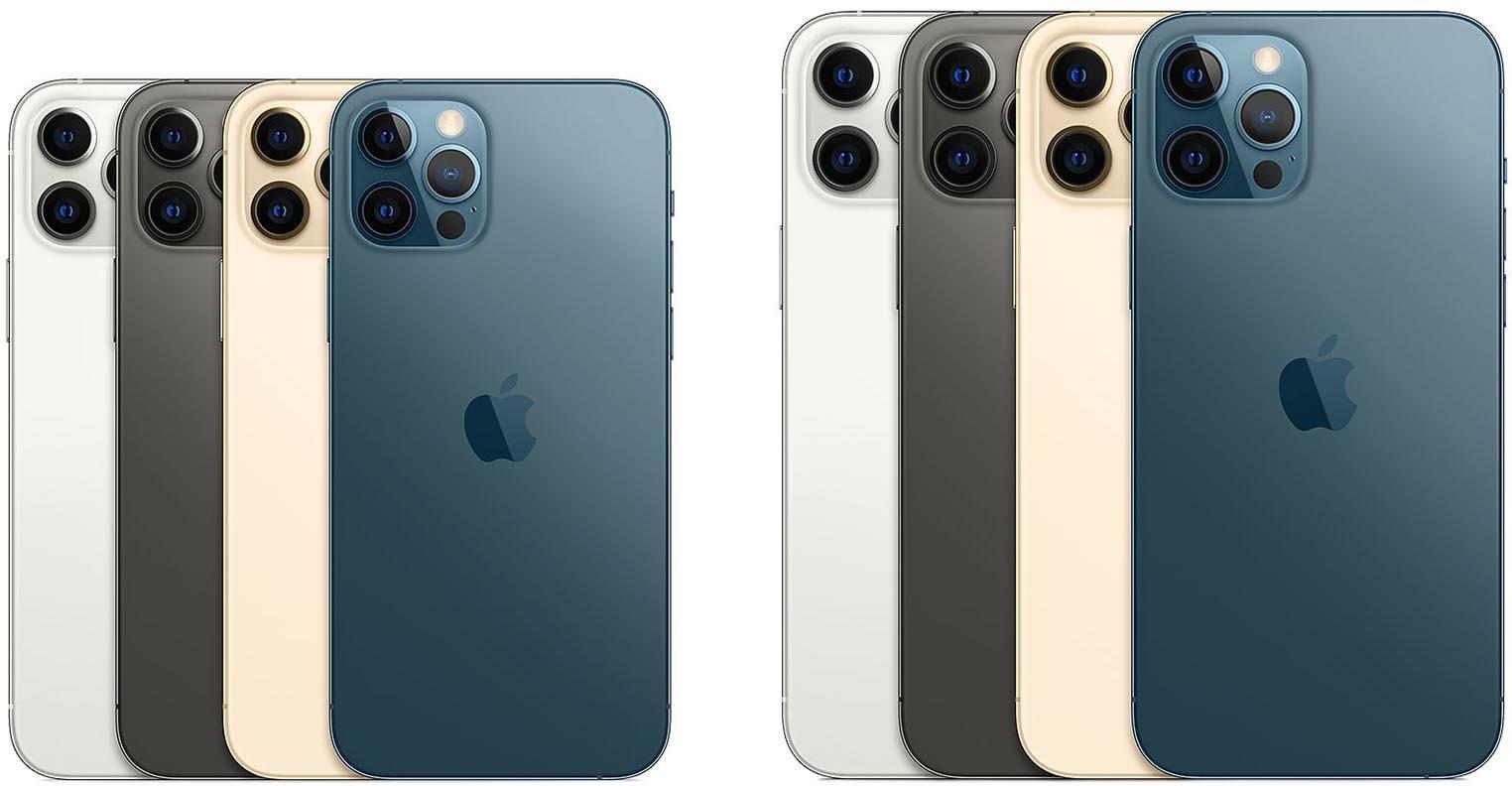 iPhone 12 Pro iPhone 12 Pro Max