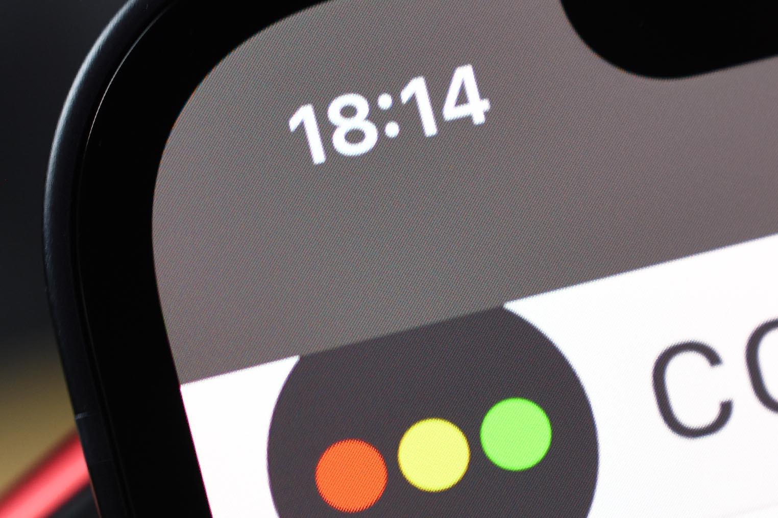Résolution iPhone 11