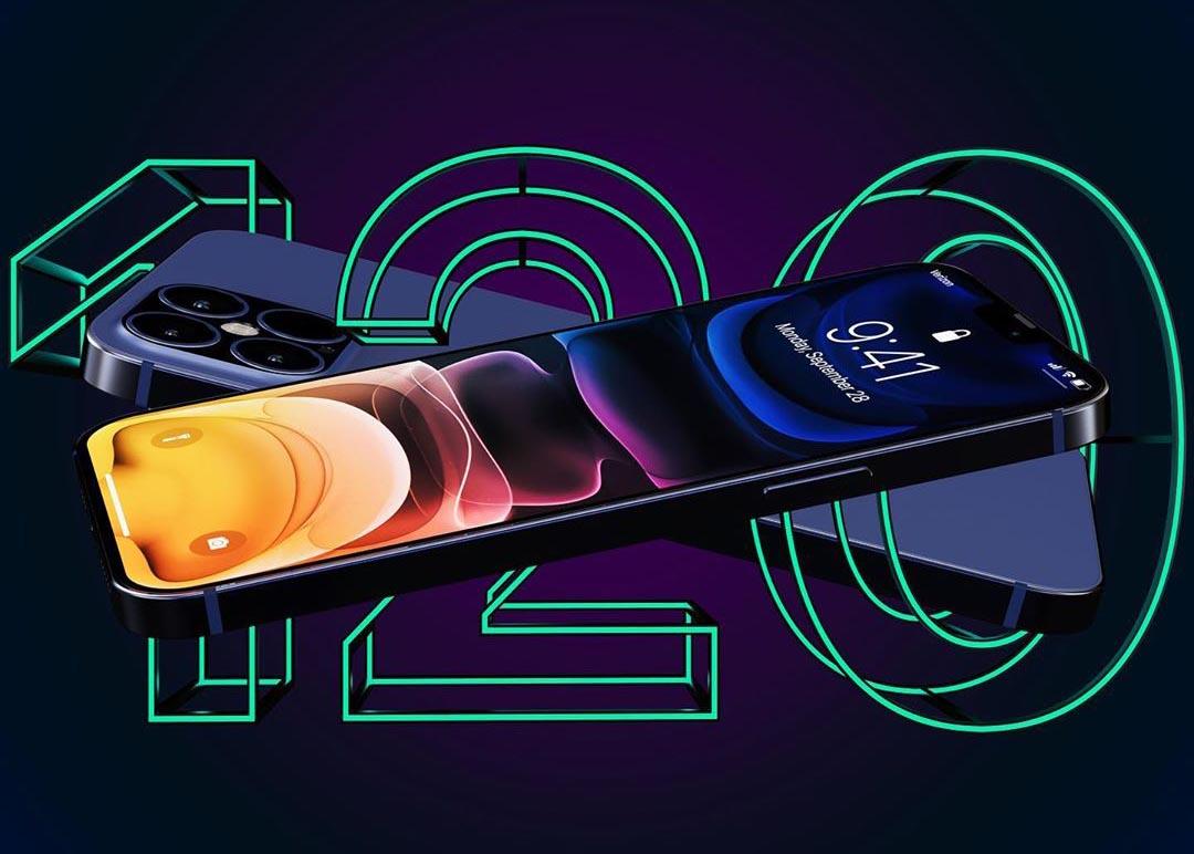 iPhone 12 120 Hz