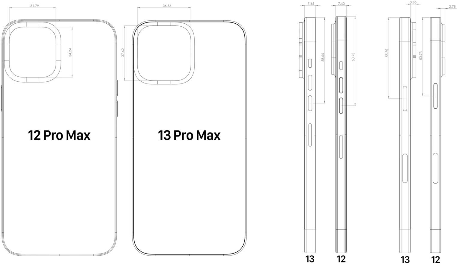 CAD iPhone 13 Pro Max