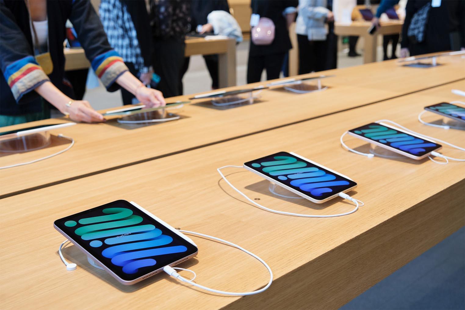 iPad mini 6 Apple Store