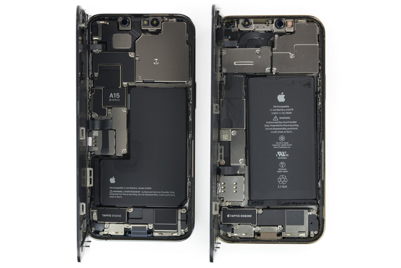 iPhone 13 Pro iFixit