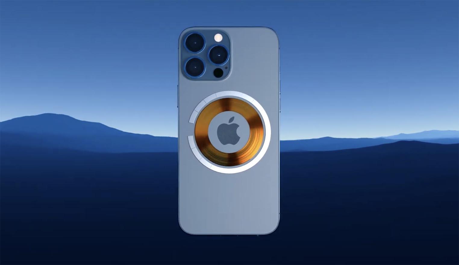 iPhone 13 bobine MagSafe