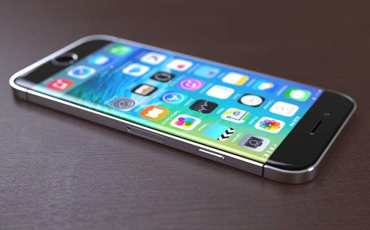 iPhone 8 2017 concept