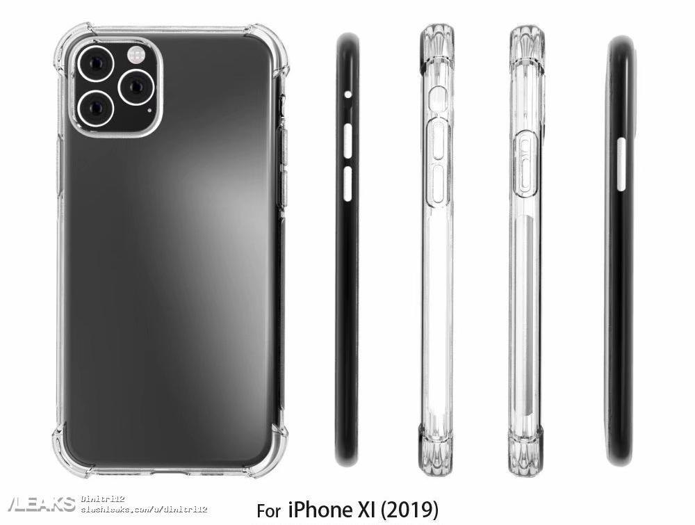 iPhone 2019 coque