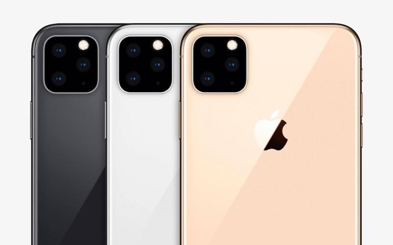 consomac   cinq nouveaux mod u00e8les d u0026 39 iphone en 2019