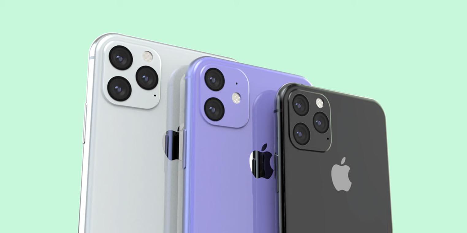 iPhone XR lavande 2019