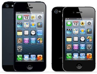 iPhone 4 et 5