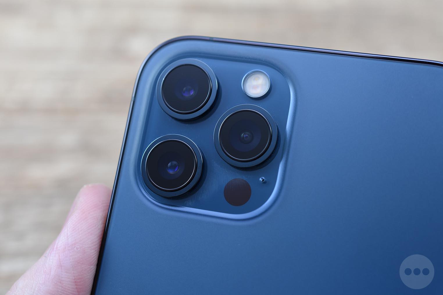 Appareils photos iPhone12 Pro