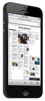 Montage de l'iPhone 5