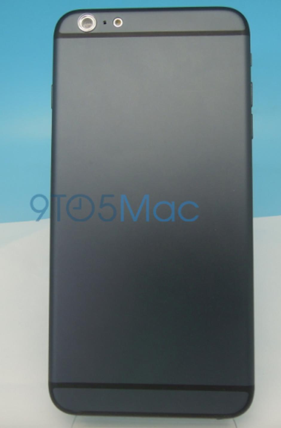 consomac et voici l 39 iphone 6 noir. Black Bedroom Furniture Sets. Home Design Ideas